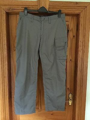 """Snickers Work Trousers Ladies 30""""w X 31"""" L"""
