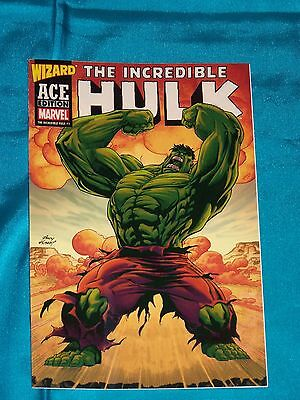 Wizard Ace Edition (2003): Incredible Hulk # 1 (1962), Very Fine / Nm Condition