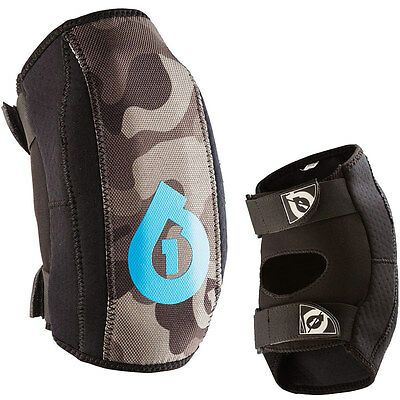 SixSixOne Comp AM Elbow Guard Pair size Small