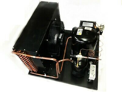 Indoor Condensing Unit 2 HP, Low Temp R404A, 220V/1PH (USA) LD AWA2479ZXD