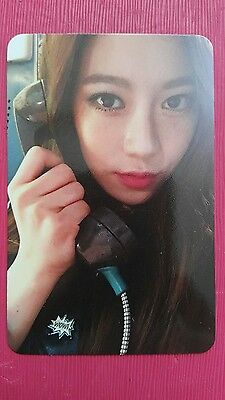PRISTIN RENA Official PHOTOCARD A Ver. 1st Mini Album Hi! PRISTIN RE NA 레나