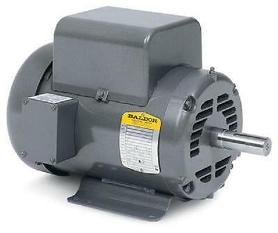 L1430T 5Hp, 1725 Rpm New Baldor Air Compressor Electric Motor