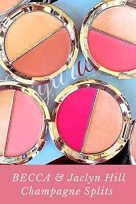Becca x Jaclyn Hill Champagne Splits Shimmering Skin Perfector Mineral Blush Duo