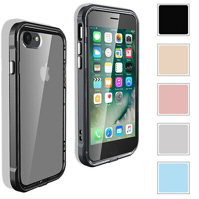 Hybrid Shockproof Clear Soft Rubber Bumper Case Cover For iPhone 7 6s 6 Plus SE