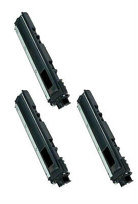 3PK BROTHER TN221-BK TN-221 New Black Compatible Toner for Brother BLACK $48.50