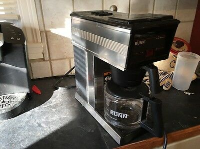 Bunn A-10 / A10 Pour-Omatic Coffee Brewer maker Authentic BUNN TESTED! USED