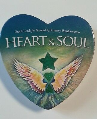 HEART & SOUL Cards: Oracle Cards for Personal & Planetary Transformation!
