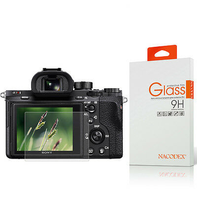 Nacodex Tempered Glass Screen Protector For Sony RX100 III /RX100 IV /RX1 /RX 1R
