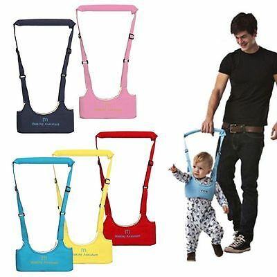 Baby Toddler Walking Wing Belt Safety Harness Strap Walk Assistant Carry -US