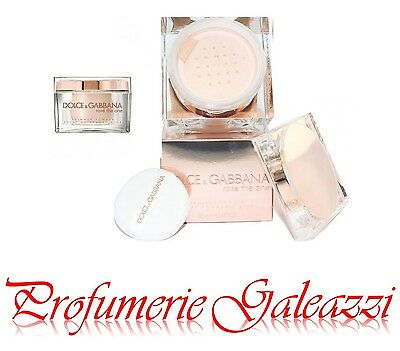 D&G DOLCE E GABBANA THE ONE ROSE SHIMMER POWDER - 26g