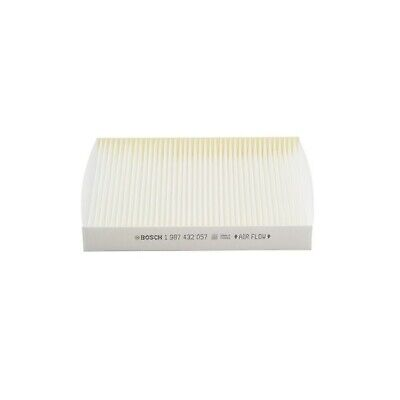 BOSCH Cabin Filter 1987432057 - Single