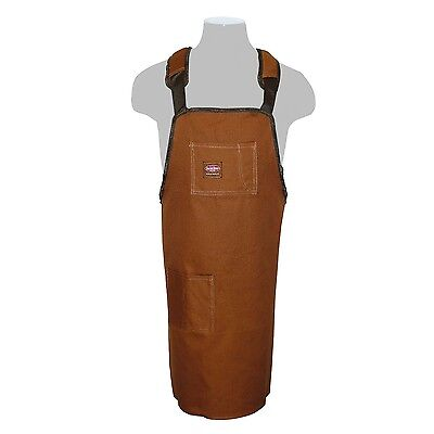 Bucket Boss Apron Duck Wear Canvas Shop Protection Wood Brown SuperShop Work New