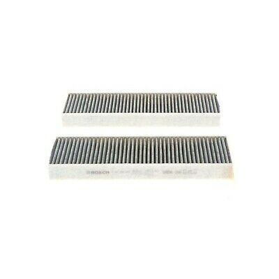 BOSCH Activated Carbon Cabin Filter 1987435522 - Single