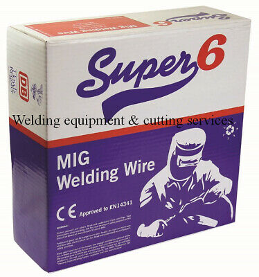 Gasless (Self Shielded) Flux Cored Mig Welding Wire - 0.8mm or 0.9mm