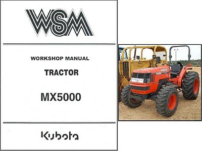 kubota l4600 shop manual
