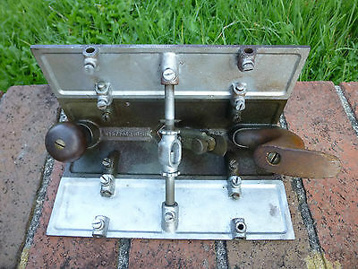 Antique 1896 Stanley No. 57 Core Box Plane Old Woodworking Tool Vintage