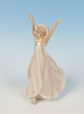 RARE B&G Little Ida's Dancing Flower Figurine Porcelain Fairy Bing & Grondahl
