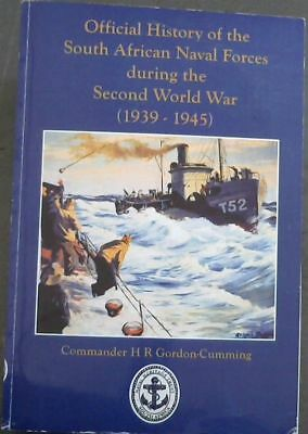Official History of the South African Naval Forces during the Second World War..