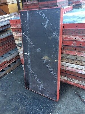 "Symons Concrete Wall Form Steel-Ply Panel 24"" x 4'"
