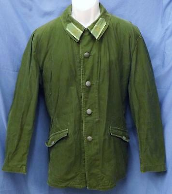 Swedish Military Surplus - 1971 Army Issue M59 Norsel Combat Jacket Tag Size C54