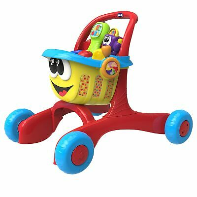 Chicco First Steps Happy Shopper Walker Balance For Baby / Toddler 9 Months Plus