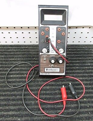 Transmation Inc. Model 1045 Loop Calibrator with Leads
