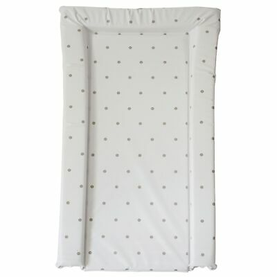 East Coast Nursery Essentials Baby Changing Mat - Brown Spots