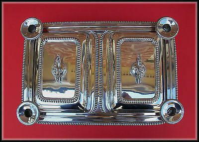 C.G.W.& S. International Silver Co 9-Pce Covered Buffet Vegetable Dishes 16""