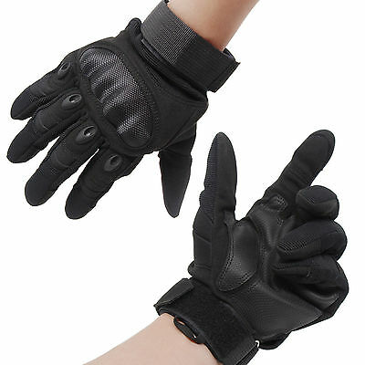 Full Finger Airsoft Gloves Paintball Tactical Gloves Motocross Cycling Hunting