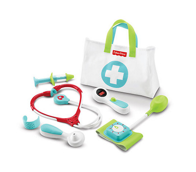 Medical Kit Toy Set Supplies Kids Child Doctor Role Hospital Pretend Play Gift