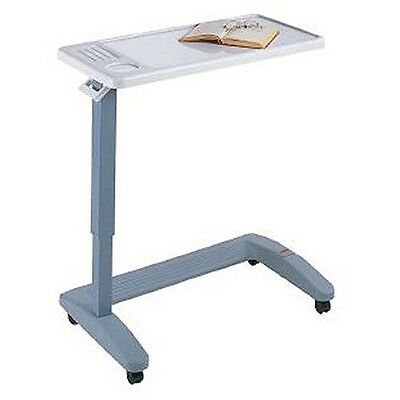 Carex Large Surface Adjustable Over-the-Bed Table