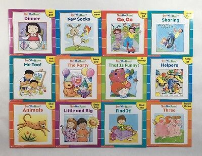 Sight Word Readers Lot 12 Beginning Early Childrens Learn to Read Books