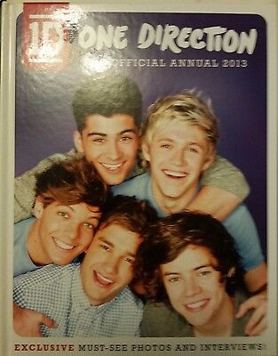 one direction - The Official annual 2013