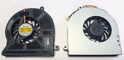 TOSHIBA SATELLITE C655 C650 L650 C660 A660 A665 P755 COOLING FAN New