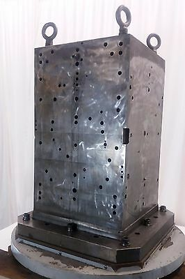 "4-Sided 14.375"" x 14.375"" x 24"" Horizontal Machining Center Tombstone Fixture"