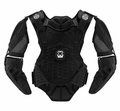 Atlas Brace Guardian Body Protection S/M Black Full GPF-01-010