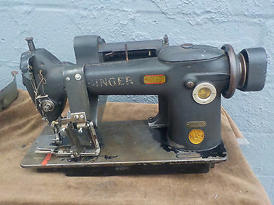 Industrial Sewing Machine Singer 241-1 w/ruffler