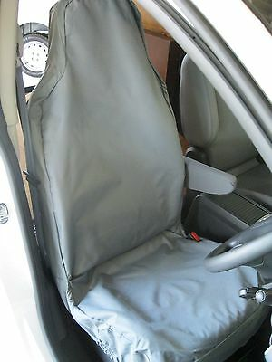 Pleasant Toyota Hilux 7Th Gen Waterproof Tailored Grey Leatherette Short Links Chair Design For Home Short Linksinfo