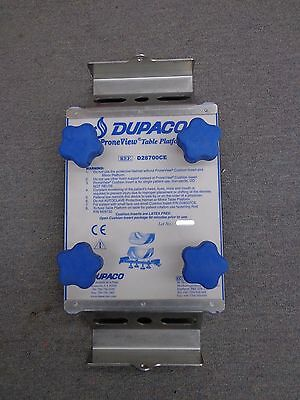 Dupaco Prone View Table Platform Mirror Ref:d28700Ce
