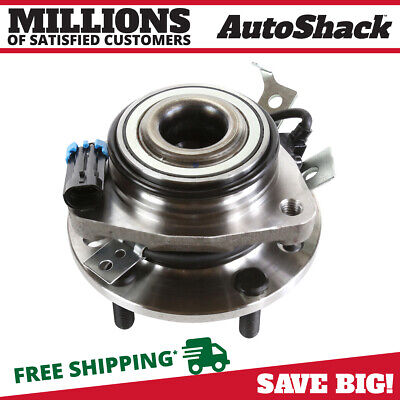 Front Wheel Hub & Bearing Assembly Left or Right Fits Jimmy 4WD 4x4 Sonoma