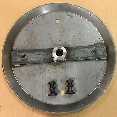 """Howse HD Stump-jumper & Blade Bolts, 27"""" Pan with 19-1/2"""" Blade Hole Center"""