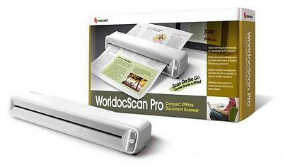 Penpower WorldocScan Pro Compact Offline Document Scanner