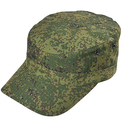 Russian Military Army Cap Soldier Hat Camo Baseball Camouflage Style