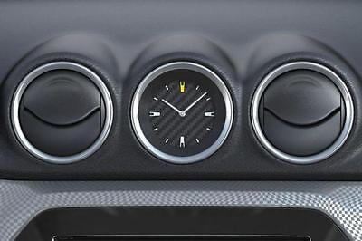 NEW Genuine Suzuki VITARA Dash board Clock Carbon Effect Dial 99000-99053RCL1