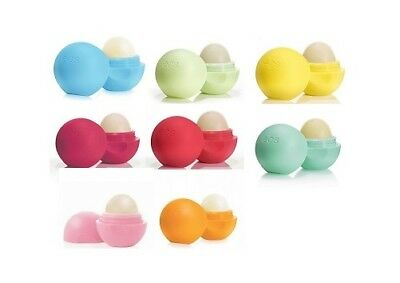 EOS Lip Balm Evolution Of Smooth Sphere Flavour Brand New Sealed Organic Natural