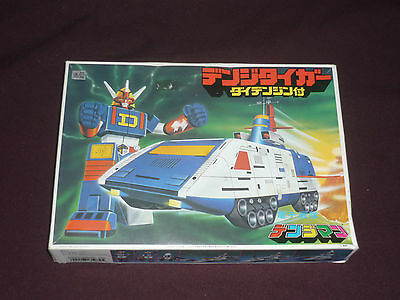 RARE Vintage 1980 Bandai GoDaikin Daidenjin Model Kit UNUSED COMPLETE FROM JAPAN