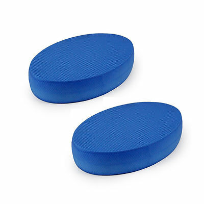 2 x Balance Pad for Yoga Exercise Training Stability Mobility Balance Trainer