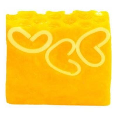 Bomb Cosmetics Honey Bee Good Bar Of Soap FREE P&P