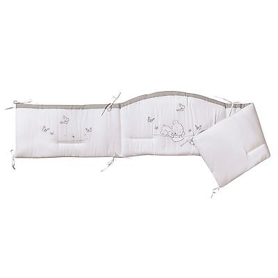 Easy-Baby Nestchen für Kinderbett 70x140 cm Dream bear white 420-90 TOP