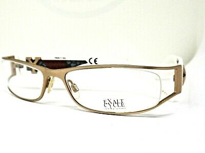 Exalt Cycle Occhiali Vintage Eyewear Made In Italy Uomo Donna Retro Frame Brille